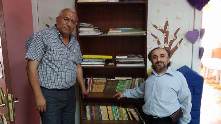 Siirt Vilayetler Hizmet Birliği Anaokulu Kitap Bağışı