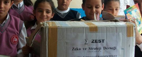 Malatya Battalgazi Hanımınçiftliği 100.Yıl Atatürk İlkokulu Kitap Bağışı