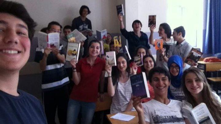Karabük Safranbolu Anadolu Öğretmen Lisesi, Kitap Bağışı