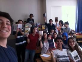 Karabük Safranbolu Anadolu Öğretmen Lisesi Kitap Bağışı