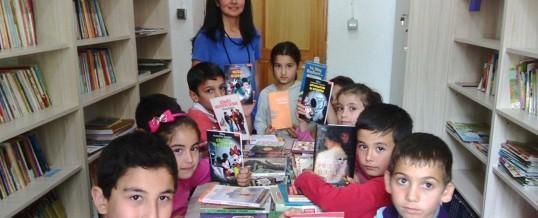 Muğla Yatağan Madenler ilkokulu Kitap Bağışı