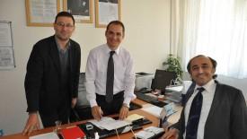 İstanbul Esenyurt İhsan Nakipoğlu Anadolu İmam Hatip Lisesi Kitap Bağışı