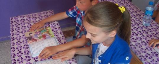 Balıkesir Susurluk Şerafettin Tunalı İlkokulu Kitap Bağışı