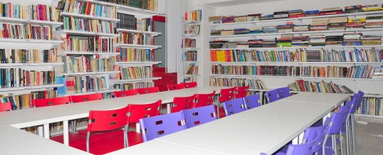 ZEST Kütüphanesi (İstanbul, ZEST Merkezi)