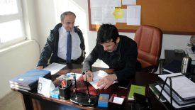 Malatya, Akçadağ, Aşağı Örükçü Köyü, Kitap bağışı, ZEST Kütüphanesi, Ahmet Salih Şahin,
