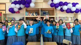 Ordu, İkizce, Şehit Hüseyin Akar Ortaokulu, ZEST, Ahmet Salih Şahin Kütüphanesi,
