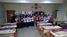 Osmaniye Mahmut Ali Kirmit Ortaokulu, Kitap Bağışı