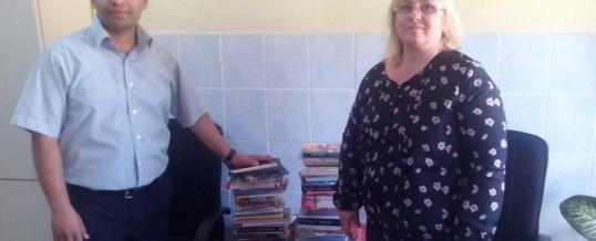 Muğla Ortaca Şehit Er Gürsel Çelik Ortaokulu Kitap Bağışı