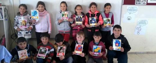 Sivas Altınyayla Gümüşdiğin Köyü ilkokulu-Ortaokulu Kitap Bağışı