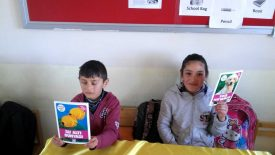 Sivas, Altınyayla, Gümüşdiğin Köyü ilkokulu, Kitap Bağışı, ZEST, Bağış, Bağış yapmak, Zeka ve Strateji Derneği,
