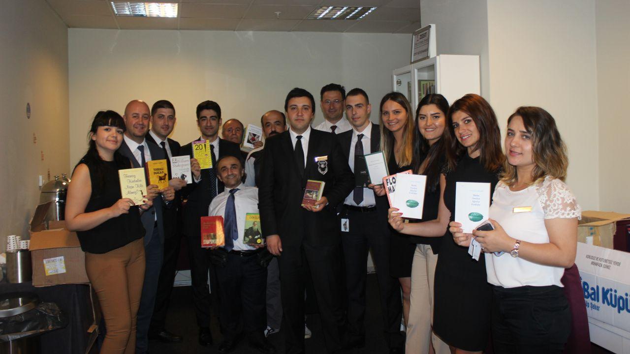 ZEST Kütüphanesi, ZEST Kütüphaneleri, Kütüphane, ZEST, Zeka ve Strateji Derneği, Kitap bağışı, İstanbul, Şişli, Hilton Bomonti Hotel, İstanbul Şişli Hilton, Bomonti, Hotel,