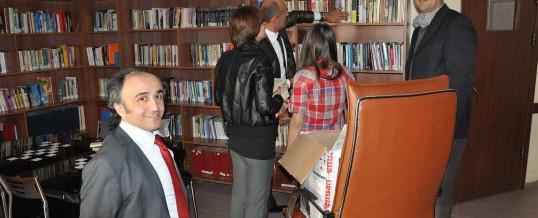 İstanbul Esenyurt Nakipoğlu Cumhuriyet Anadolu Lisesi Kitap Bağışı