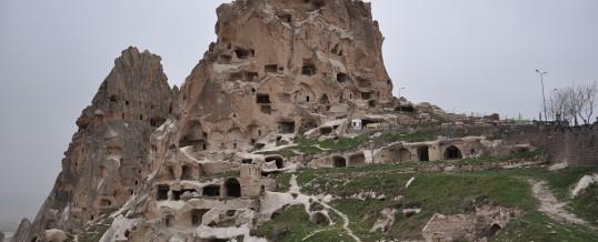 ZEST İnceleme Gezisi-5 Kapadokya Göreme Milli Parkı