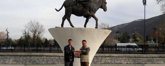 Akşehir Kahvehanelerine Kitap Mayası Çalıyoruz: Ya Tutarsa!