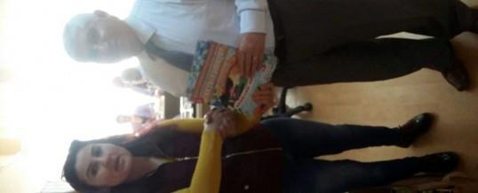 İstanbul Esenyurt Nihat Delibalta ilkokulu ve Ortaokulu Kitap Bağışı